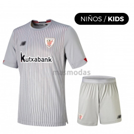 NK Athletic Club Bilbao 2ª Equipación Niños 2020-2021