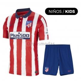 NK Atletico Madrid 1ª Equipación Niños 2020-2021