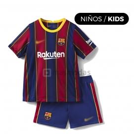 NK FC Barcelona 1ª Equipación Niños 2020-2021