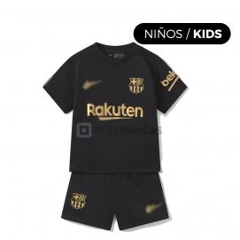 NK FC Barcelona 2ª Equipación Niños 2020-2021