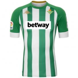 Camiseta KPPA Real Betis 1ª Equipación Hombre 2020-2021