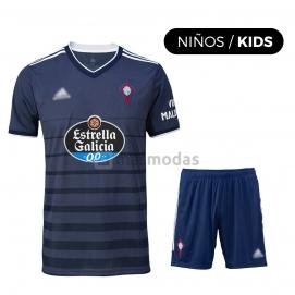 Camiseta AD Celta de Vigo 2ª Equipación  Niño 2020-2021