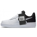 Zapatillas NK Air Force 1 Blanco y Negro (Bajas)