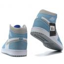 Zapatillas NK Air Jordan 1 Celeste