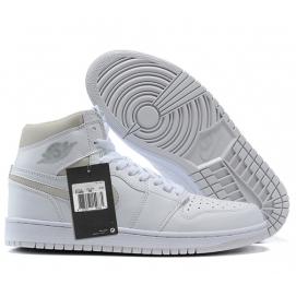 Zapatillas NK Air Jordan 1 All Blancas