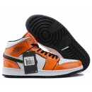 Zapatillas NK Air Jordan 1 Naranjas