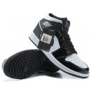 Zapatillas NK Air Jordan 1 Negra & Blanca