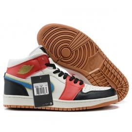 NK A. Jordan 1 Mid Colors