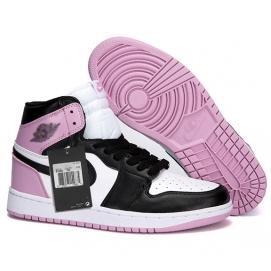 NK A. Jordan 1 Pink & Black