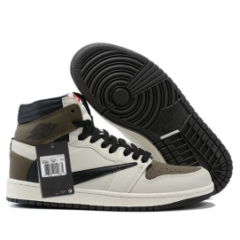 Zapatillas NK Air Jordan 1 Marrones