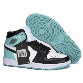 Zapatillas NK Air Jordan 1 Mid Celestes