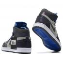 Zapatillas NK Air Jordan 1 Gris & Azul