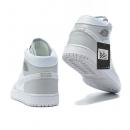 NK A. Jordan 1 Mid White