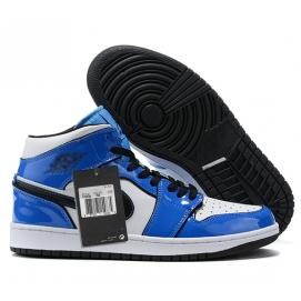 NK A. Jordan 1 Mid Yet Soft Blue