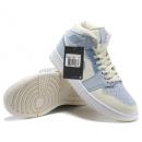 Zapatillas NK Air Jordan 1 Azules & Celestes