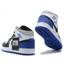 Zapatillas NK Air Jordan 1 Azules & Negras
