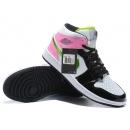 Zapatillas NK Air Jordan 1 Rosas & Verdes