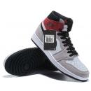 Zapatillas NK Air Jordan 1 Rojas & Grises