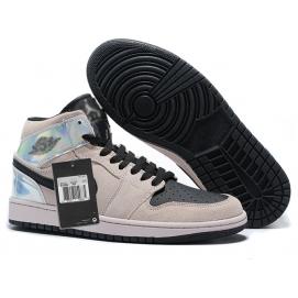 Zapatillas NK Air Jordan 1 Mid Lila