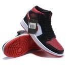 Zapatillas NK Air Jordan 1 Negra & Rojas