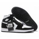 Zapatillas NK Air Jordan 1 Blancas & Negras