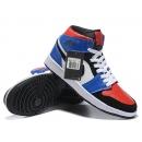 Zapatillas NK Air Jordan 1 Azules & Rojas