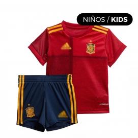 Camiseta AD España Niños Eurocopa 2021
