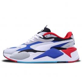 Zapatillas PMA RS-X Reinvention Azules & Rojas