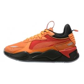 Zapatillas PMA RS-X Reinvention Hotwheels Naranjas