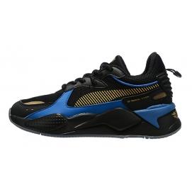 Zapatillas PMA RS-X Reinvention Hotwheels Negras