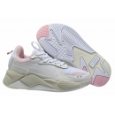 Zapatillas PMA RS-X Reinvention Blancas & Rosas
