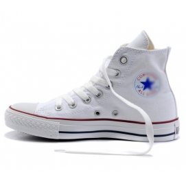 Zapatillas CV Chuck Taylor All Star Blanco (Altas)