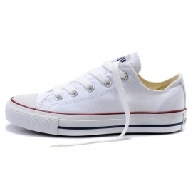 Zapatillas CV Chuck Taylor All Star Blanco (Bajas)