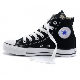 Zapatillas CV Chuck Taylor All Star Negro (Altas)