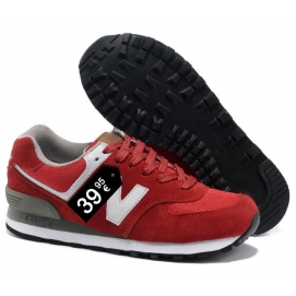 NB 574 Red and White