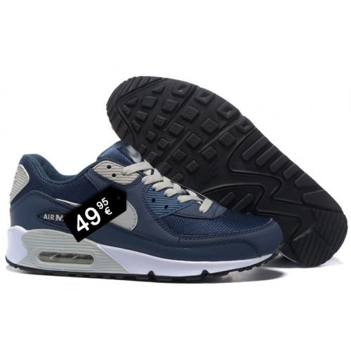 air max 90 azules