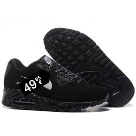 Zapatillas NK Air max 90 Negro (Salpicada)