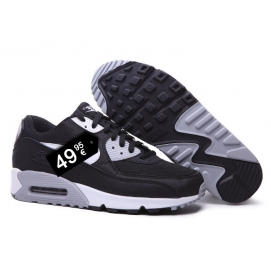 Zapatillas NK Air max 90 Negro