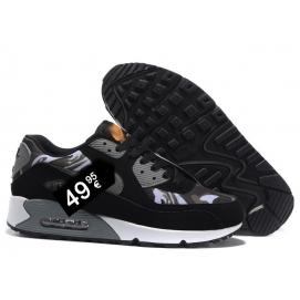 Zapatillas NK Air max 90 Camo Black