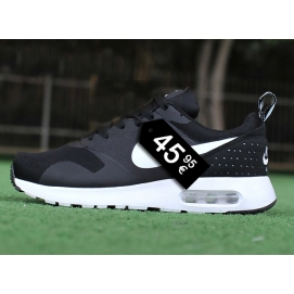 Zapatillas NK Air max Tavas Hyperfuse Negro y Blanco
