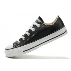 Zapatillas CV Allstars Leather Negro