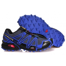 Salmon Speed Cross 3 Electric Blue