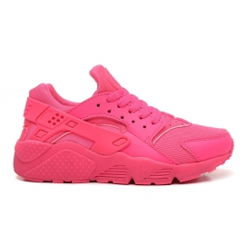 Zapatillas NK Air Huarache Rosa Chicle
