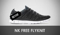 NK Free Flyknit