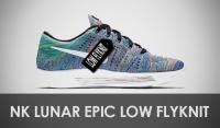 NK Lunar Epic Low Flyknit