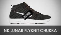 NK Lunar Flyknit Chukka