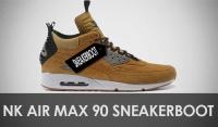 NK Air max 90 Sneakerboot