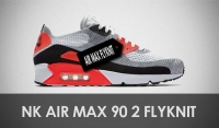 NK Air max 90 2.0 Flyknit