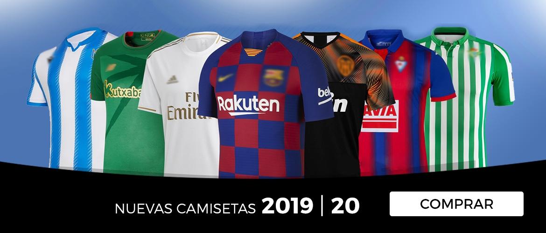 Camisetas de fútbol 2020